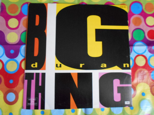 duran duran lp big thing