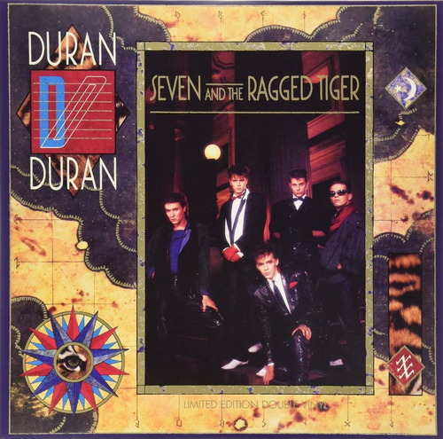 duran duran seven and the ragged tiger 2 vinilos 180 gramos