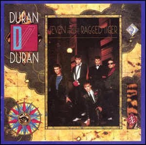 duran duran seven and the ragged tiger vinilo 2 lp deluxe