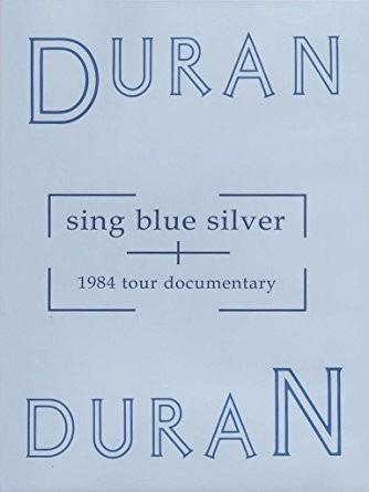 duran duran - sing blue silver dvd w