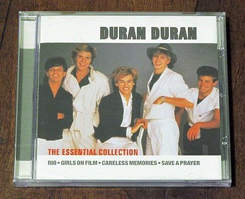 duran duran the essential collection nuevo cerrado importado