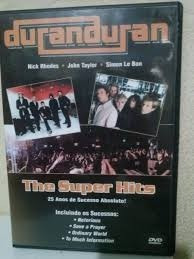 duran duran the super hits dvd