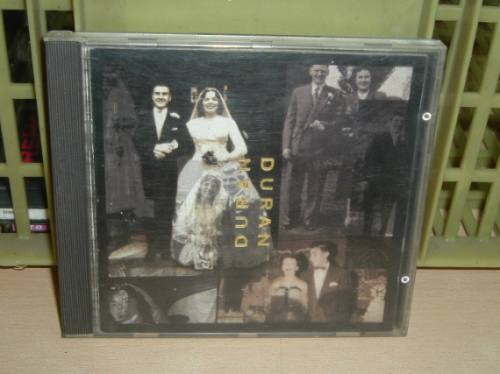 duran duran the wedding album cd holandes