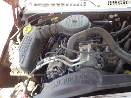 durango 2000,accidentada motor 5.2 v8 automatica partes