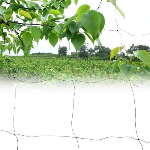 durável cor preta anti pássaro rede aves futebol jardim prot