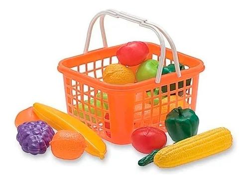 duravit mi cocina canasta frutas y verduras 20 piezas e.full