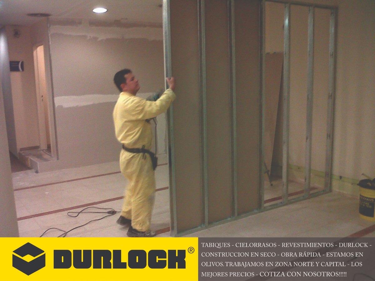 Durlock Durleros Pintura Pintores Albañileria Albañiles -   300 en ... 365462976527