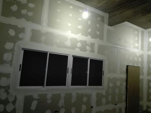 durlock, knauf, colocación, cielorraso, tabiques, paredes.