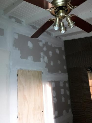 durlock piso flotante revestimientos instalador colocador