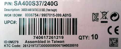 duro 240gb disco