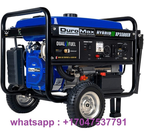 duromax xp5500eh   - whatsapp number : +17047537791