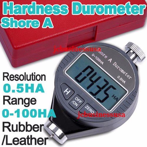 durometro para medir la dureza como caucho,plasticos,cuero
