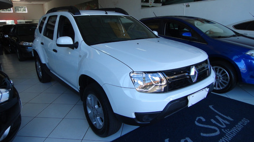 duster 1.6 expression 2016, multimidia, 40mil km, impecável