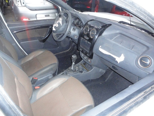 duster 2.0 aut - sucata, motor, cambio ,portas ,painel  etc