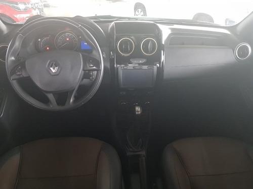 duster 2.0 dynamique 4x2 16v flex 4p automático 53270km