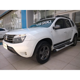 Duster 2.0 Dynamique 4x4 16v Flex 4p Manual