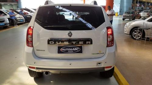 duster 2.0 dynamique tech road top 2015 ( 1290 s/entrada )