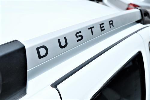 duster  2016  2.0 16v dynamique 4x4 hi-flex 5p
