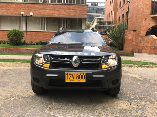 duster 2017 4x2 mec 1.6cc abs 2airbags expression