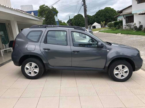 duster 2019 1.6 cvt automático emplacado 2020 placa mercosul
