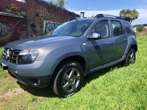 duster 4x4 privilege 2012 vtv caja de sexta impecable