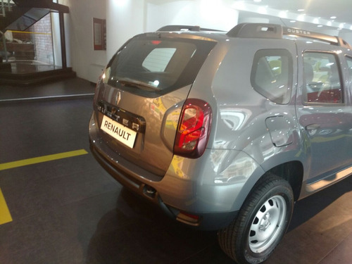 duster auto renault