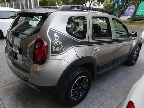 duster dakar automatico impecable 2018
