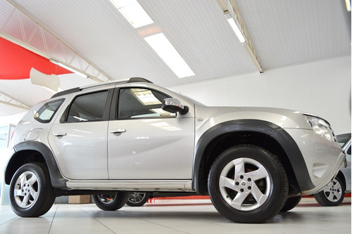duster dynamique 1.6 | diferenciada + multimídia media nav