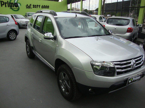duster dynamique 2.0 4x4 2014 - prime multimarcas