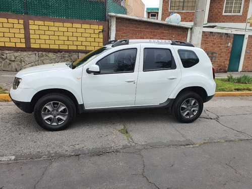 duster intens 2018 blanco