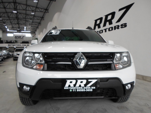 duster oroch 1.6 16v expression sce 2018