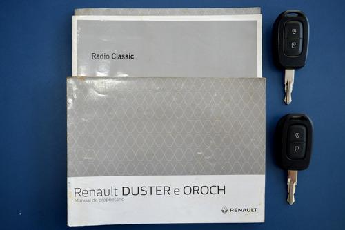 duster oroch 1.6 expression | completa + único dono