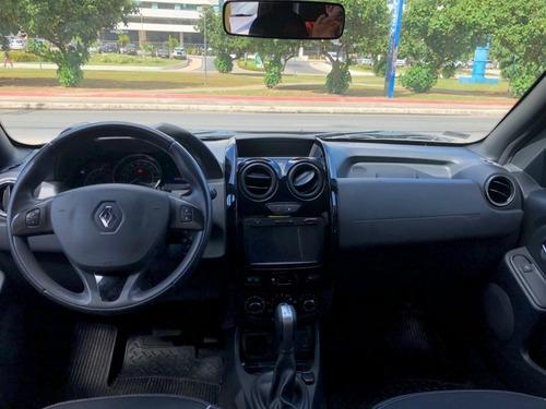 duster oroch 2.0 16v flex dynamique 4p automático 40000km
