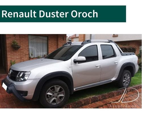 duster oroch 2.0 2019