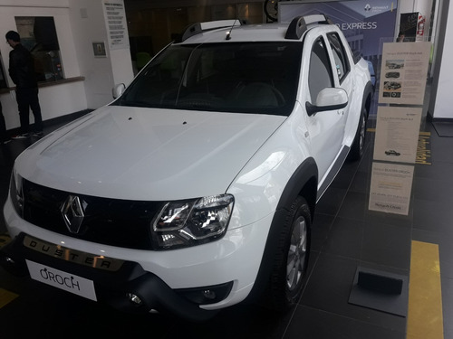 duster oroch 2.0 outsider plus 4x4 últimas unidades!! (mb)