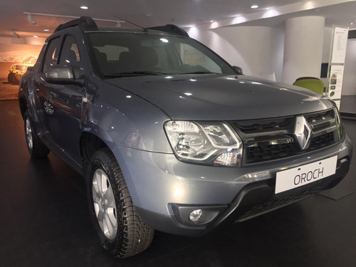 duster oroch auto renault