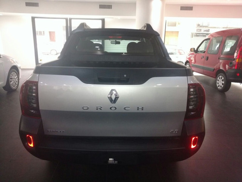 duster oroch camioneta auto renault