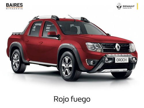 duster oroch renault