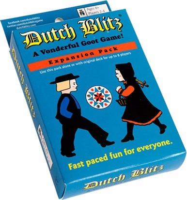 dutch blitz - jogo cartas amish - combo original e expansão