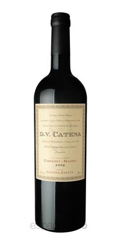 dv catena cabernet malbec x 750 - cajax6 -oferta - caballito