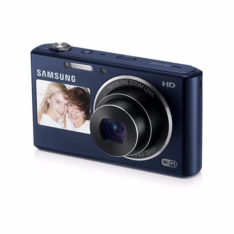 Dv150 Camara Digital Samsung 16,2 Mp Doble Pantalla Y Wifi - Bs ...