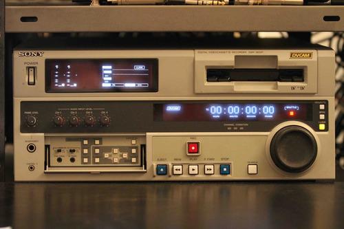 dvcam / dvcpro sony dsr-1800p pal - conversor firewire
