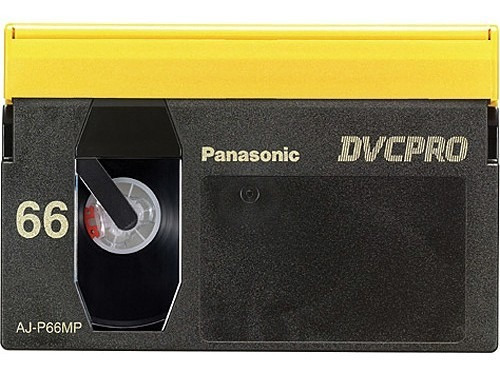 dvcpro video cassettes panasonic y maxell