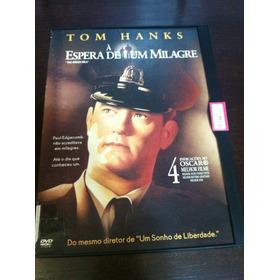 Dvd - Á Espera De Um Milagre - Tom Hanks