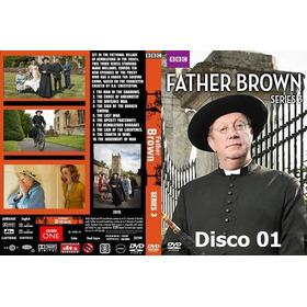 Dvd - Father Brown - As 6 Temporadas - Legendado