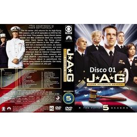 Dvd - Jag - As 10  Temporadas - Legendado