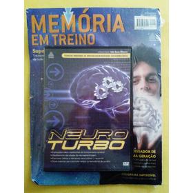 Dvd - Memória Em Treino - Neuro Turbo - ** Frete Grátis **