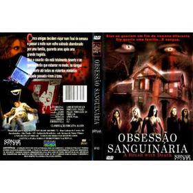 Dvd - Obsessão Sanguinária