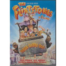 Dvd - The Flintstones - O Filme - Lacrado
