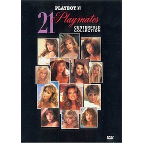 Dvd  Playboy - 21 Playmates Centerfold Collection, Vol. 1